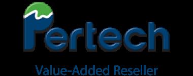 Logo for Pertech Value-Added Reseller (VAR)