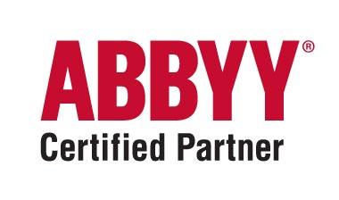 Logo for ABBYY Certified Partner
