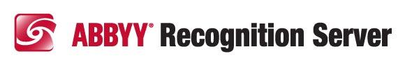 Logo for ABBYY Recognition Server