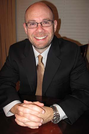 Photo of Vince Hanson