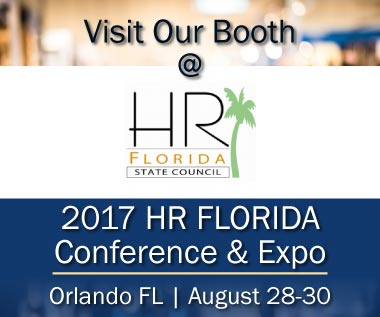 Rectangle Banner for Event: 2017 HR Florida Conference and Expo August 28-30