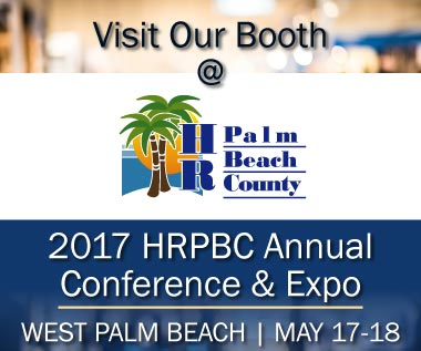 Rectangle Banner for event: 2017 Human Resource Association of Palm Beach County (HRPBC) Annual Conference and Expo