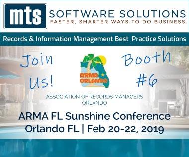 Banner rectangle for Event: ARMA Orlando Florida Sunshine Conference Feb 20-22, 2019