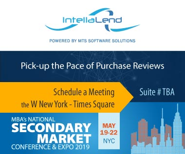 Banner rectangle for event: MBA's National Secondary Market Conference and Expo May 19-22 New York NY