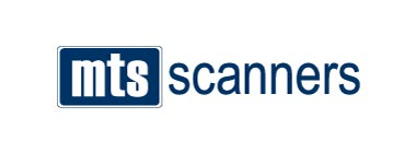 Logo for MTS Scanners
