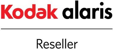 Logo for Kodak Alaris Reseller