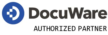 Logo for DocuWare Authorized Partner