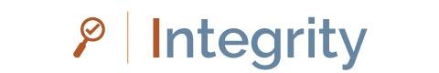 Logo for Customer SERVICE Promise: Integrity
